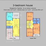20 X 30ft Wide House Plans