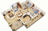 3 Bedroom House Plans And Designs