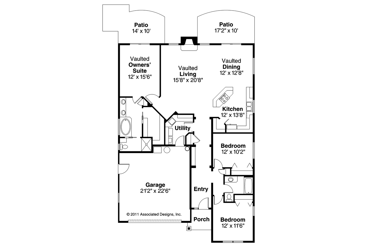 30ft Wide house Plans with-2D-and-Budget