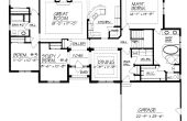 3D house plans without a formal dining room