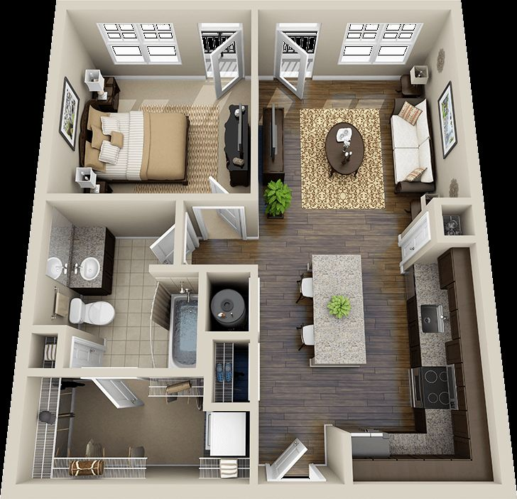 40X60 House Floor Plans