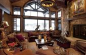 Amazing luxury rustic house plans with wrap around porch