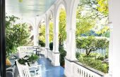 Arched Front Porch With Columns 2018 Trend