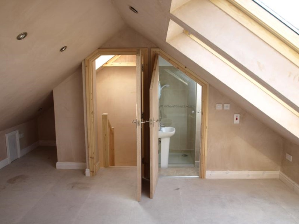 Converting Attic Space To A Loft