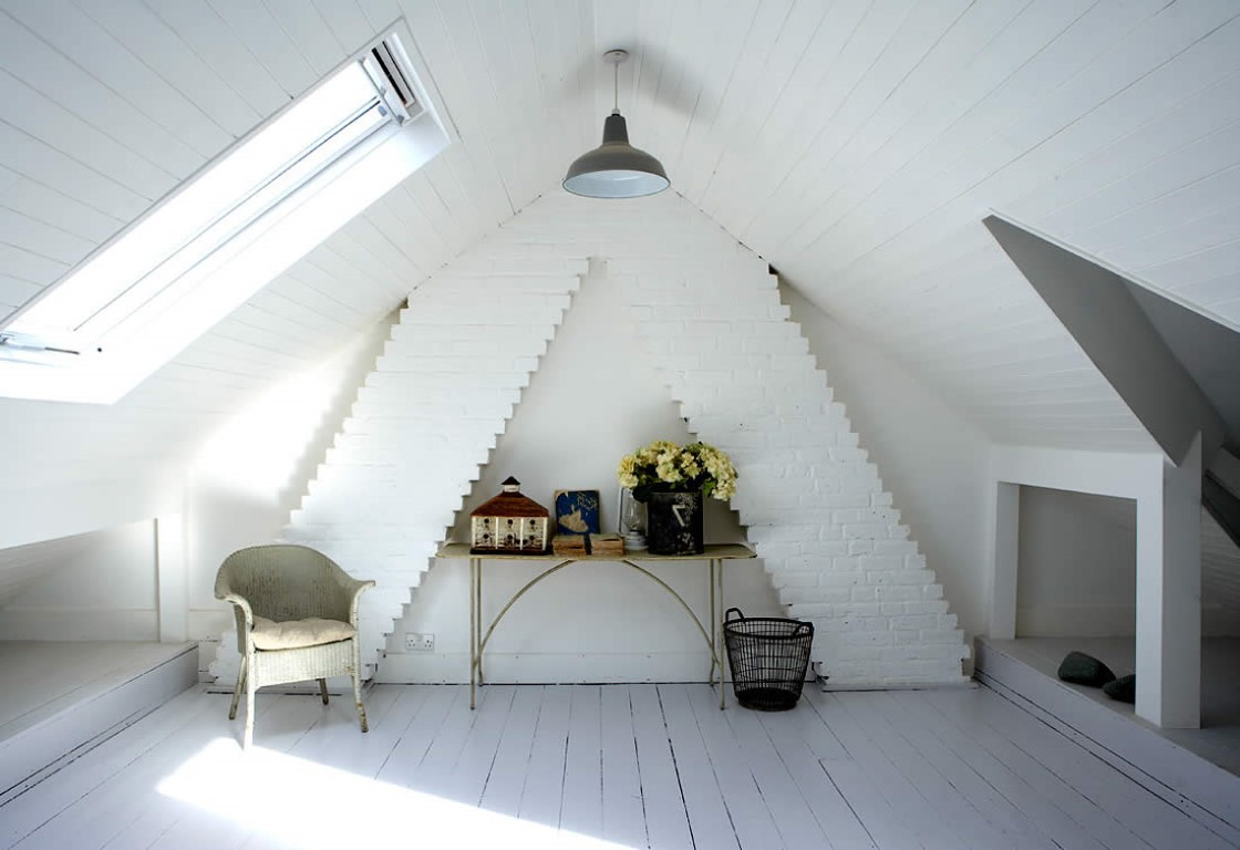 Cool Convert Attic To Loft