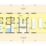 Pole barn House Plans Blueprint Images Free