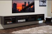 Simple Usefull Wall Mount Tv Stand Cabinets Ideas