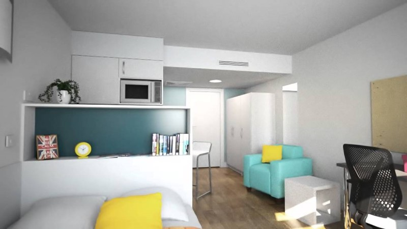 Simple Young Girl 1 Bedroom Apartments Under 500