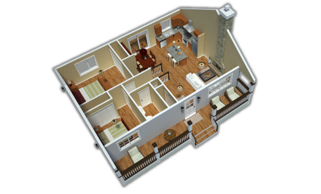 luxury-30-ft-wide-house-plans