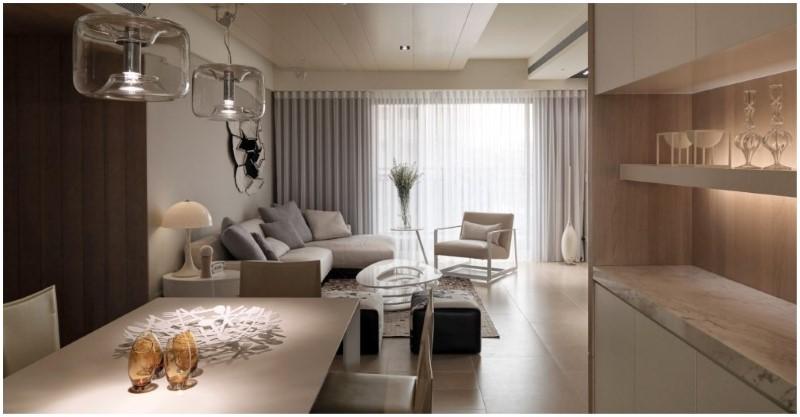 Contemporary Studio Apartment Decorating Ideas