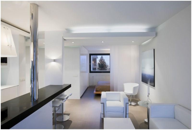 Decorating A Studio Apartment For A Man