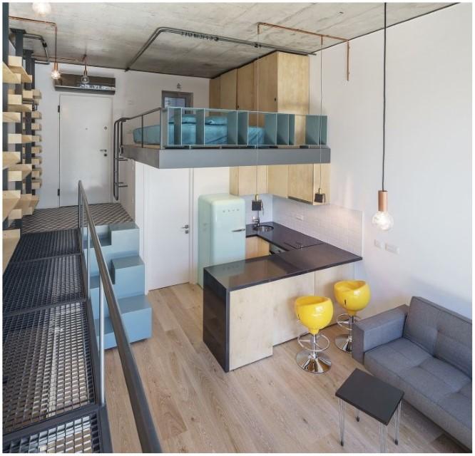 Decorating Studio Apartment On A Budget