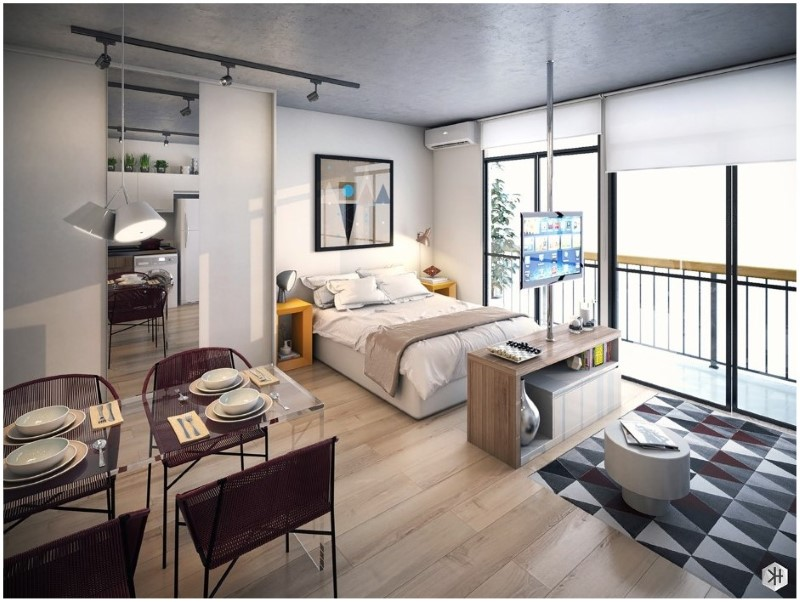 Decorating Your Studio Apartment On A Budget