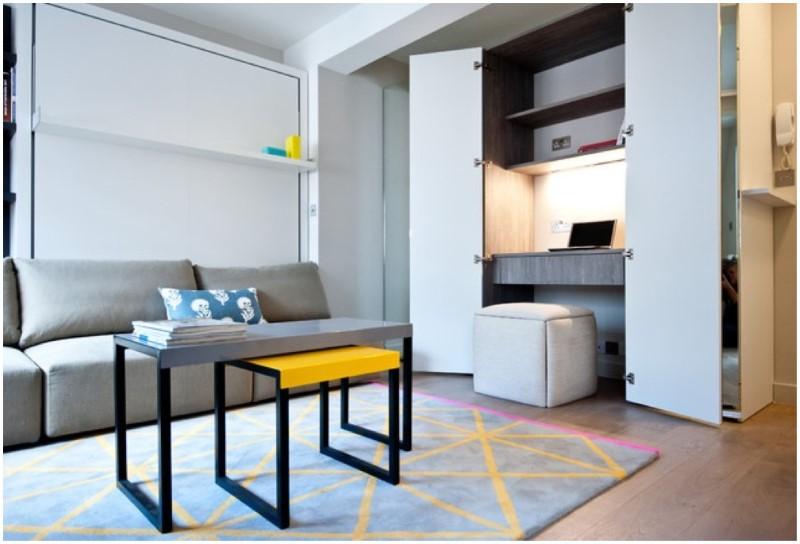 How Do You Set Up A Studio Apartment