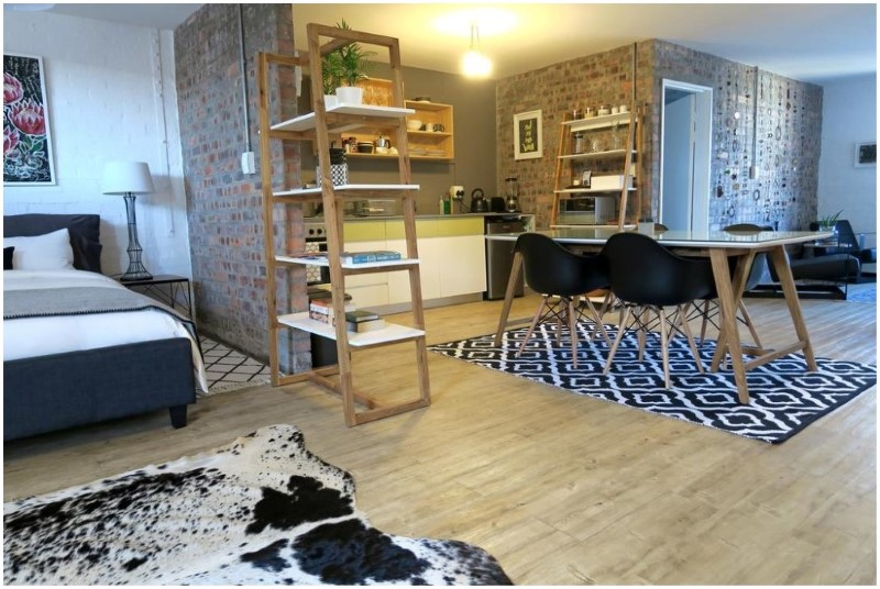 Setting Up Your Studio Apartment With Modern and Simple Concept