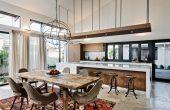 Kitchen 3 Bedroom Bungalow Floor Plans Open Concept