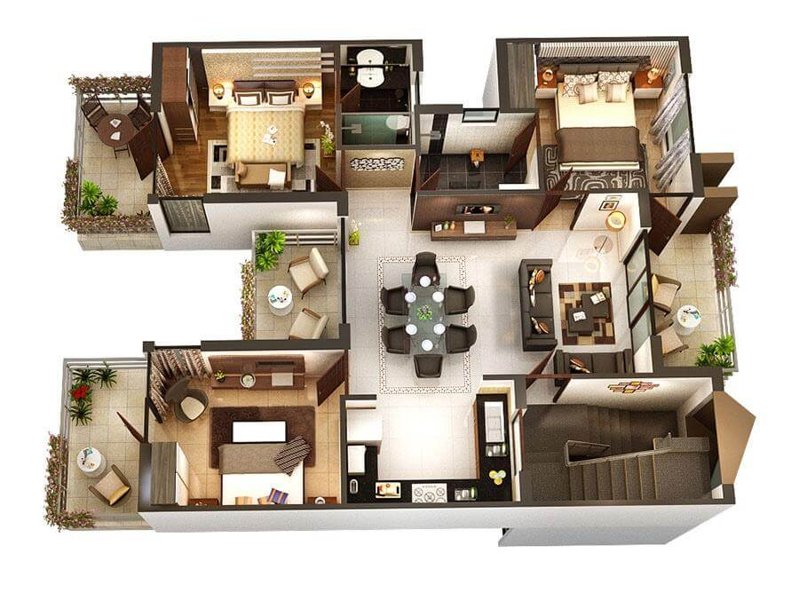 800 Sq Ft House Plans with Car Parking for 2022