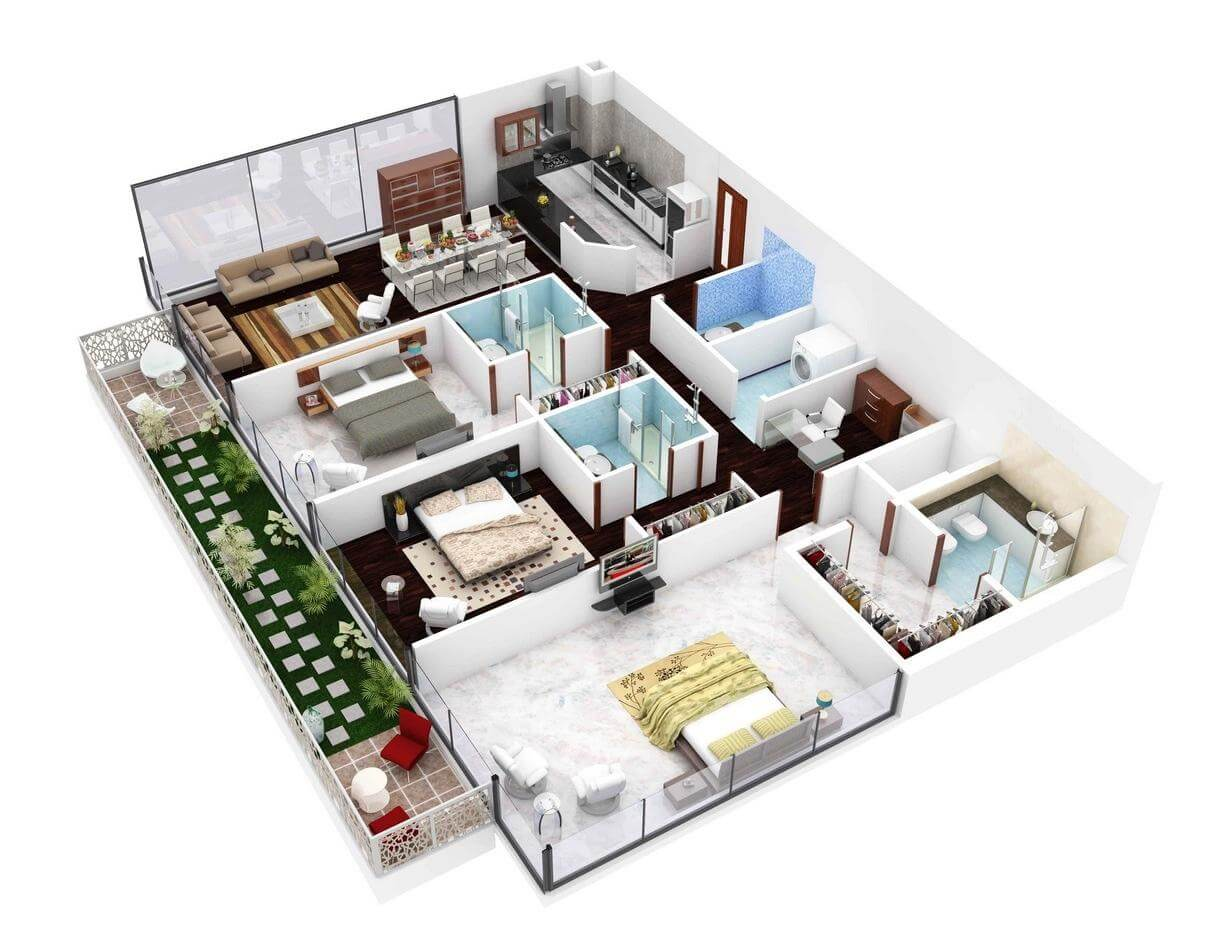 New Trend 800 Sq Ft House Plans with Car Parking